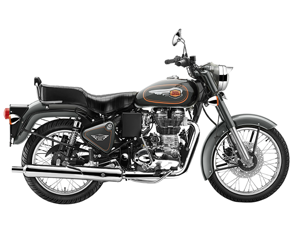 Royal Enfield Bullet 500 2017 - Marsh Grey