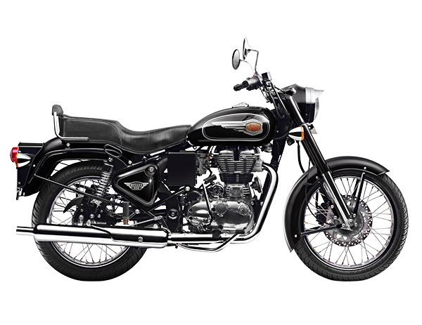 Royal Enfield Bullet 500 2017 - Black