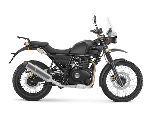 Royal Enfield Himalayan - Granite (Black)